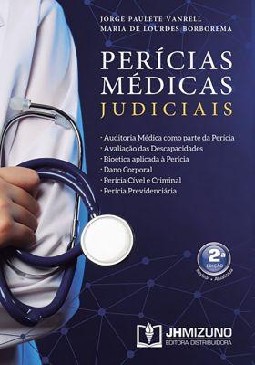Perícias Médicas Judiciais, Jorge Paulete Vanrell