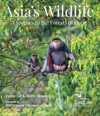 Periplus Editions: Asia's Wildlife, Bjorn Olesen, Fanny Lai