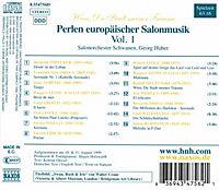 Perlen europäischer Salonmusik Vol. 1 (Wien, du Stadt meiner Träume) - Produktdetailbild 1