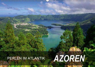 Perlen im Atlantik - Azoren (Wandkalender 2019 DIN A2 quer), Frauke Scholz