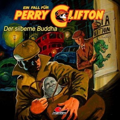 Perry Clifton, Der silberne Buddha, Wolfgang Ecke