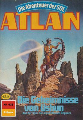 Perry Rhodan - Atlan-Zyklus Die Abenteuer der SOL (Teil 1) Band 528: Die Geheimnisse von Ushun (Heftroman), Horst Hoffmann