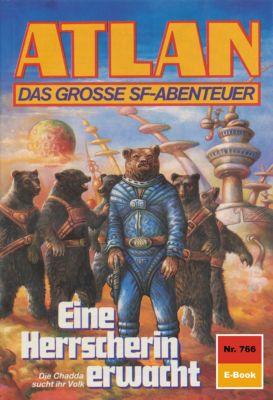 Perry Rhodan - Atlan-Zyklus Im Auftrag der Kosmokraten (Teil 2) Band 766: Eine Herrscherin erwacht (Heftroman), Falk-Ingo Klee