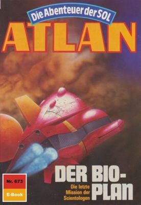 Perry Rhodan - Atlan-Zyklus Namenlose Zone / Alkordoom Band 673: Der Bio-Plan (Heftroman), Falk-Ingo Klee