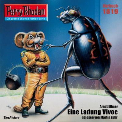Perry Rhodan-Erstauflage: Perry Rhodan 1819: Eine Ladung Vivoc, Arndt Ellmer