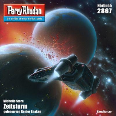 Perry Rhodan-Erstauflage: Perry Rhodan 2867: Zeitsturm, Michelle Stern