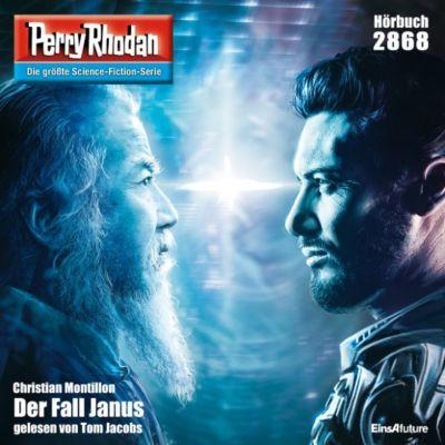 Perry Rhodan-Erstauflage: Perry Rhodan 2868: Der Fall Janus, Christian Montillon