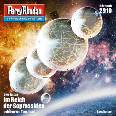 Perry Rhodan-Erstauflage: Perry Rhodan 2910: Im Reich der Soprassiden, Uwe Anton