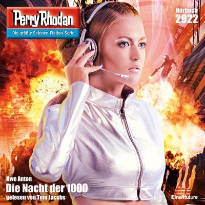 Perry Rhodan-Erstauflage: Perry Rhodan 2922: Die Nacht der 1000, Uwe Anton