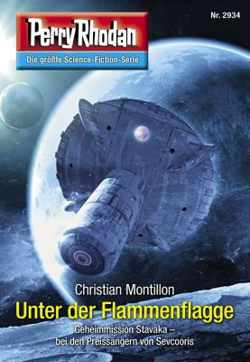 Perry Rhodan-Erstauflage: Perry Rhodan 2934: Unter der Flammenflagge (Heftroman), Christian Montillon