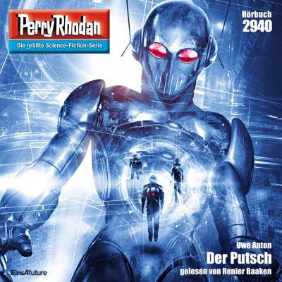 Perry Rhodan-Erstauflage: Perry Rhodan 2940: Der Putsch, Uwe Anton