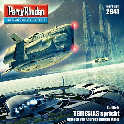 Perry Rhodan-Erstauflage: Perry Rhodan 2941: TEIRESIAS spricht, Kai Hirdt