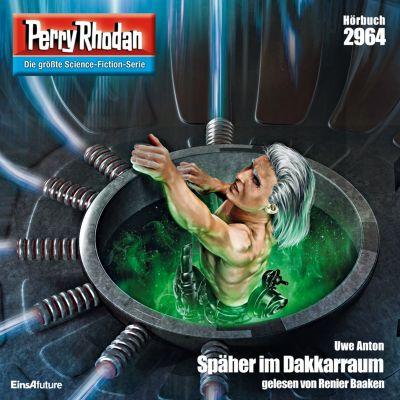 Perry Rhodan-Erstauflage: Perry Rhodan 2964: Späher im Dakkarraum, Uwe Anton