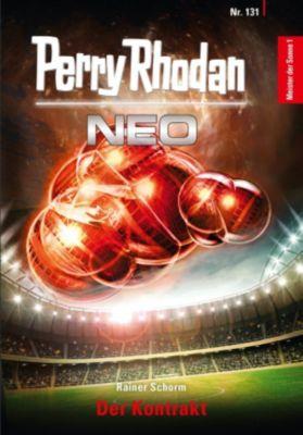 Perry Rhodan Neo: Perry Rhodan Neo 131: Der Kontrakt, Rainer Schorm