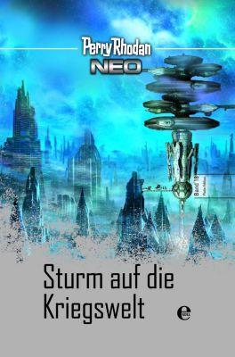 Perry Rhodan Neo - Sturm auf die Kriegswelt, Perry Rhodan