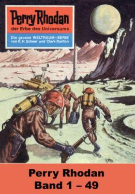 Perry Rhodan - Paket Band 1: Die Dritte Macht
