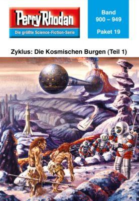 Perry Rhodan - Paket Band 19: Die Kosmischen Burgen (Teil 1)