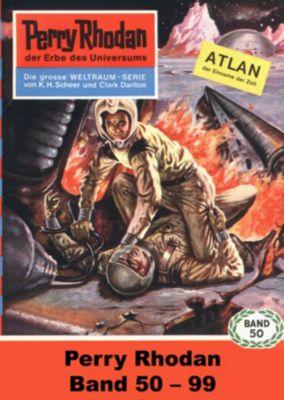 Perry Rhodan - Paket Band 2: Atlan und Arkon