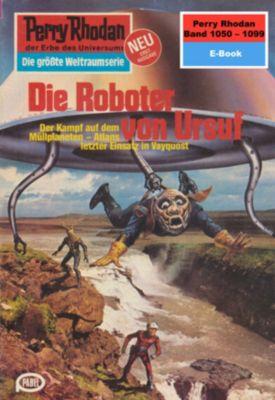 Perry Rhodan - Paket Band 22: Die kosmische Hanse (Teil 2)