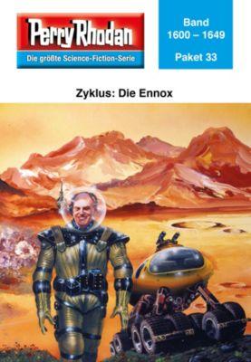 Perry Rhodan - Paket Band 33: Die Ennox