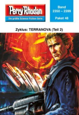 Perry Rhodan - Paket Band 48: Terranova (Teil 2)