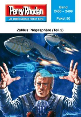 Perry Rhodan - Paket Band 50: Negasphäre (Teil 2)