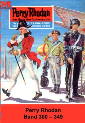 Perry Rhodan - Paket Band 7: M 87 (Teil 1)