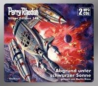 Perry Rhodan Silber Edition - Abgrund unter schwarzer Sonne, 2 MP3-CDs, Kurt Mahr, H. G. Francis, Marianne Sydow