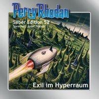 Perry Rhodan Silber Edition - Exil im Hyperraum, 12 Audio-CDs, William Voltz, H. G. Ewers, Clark Darlton