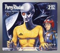 Perry Rhodan Silber Edition - Laire, 2 MP3-CDs, Ernst Vlcek, William Voltz