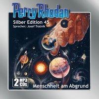 Perry Rhodan Silber Edition - Menschheit am Abgrund, Clark Darlton, K. H. Scheer, William Voltz