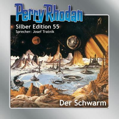 Perry Rhodan Silber Edition: Perry Rhodan Silber Edition 55: Der Schwarm, Clark Darlton, William Voltz, K.H. Scheer, Ernst Vlcek, Hans Kneifel