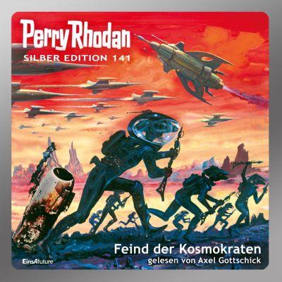 Perry Rhodan Silber Edition: Perry Rhodan Silber Edition 141: Feind der Kosmokraten, Ernst Vlcek, Thomas Ziegler, H. G. Francis, Arndt Ellmer, Detlev G. Winter