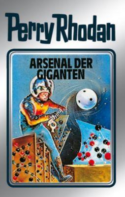 Perry Rhodan - Silberband Band 37: Arsenal der Giganten (Silberband), William Voltz, Kurt Mahr, H. G. Ewers