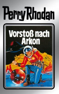 Perry Rhodan - Silberband Band 5: Vorstoss nach Arkon (Silberband), Clark Darlton, K.H. Scheer, Kurt Mahr, Kurt Brand