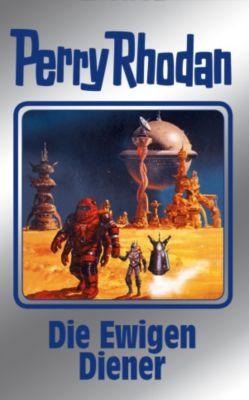 Perry Rhodan-Silberband: Perry Rhodan 133: Die Ewigen Diener (Silberband), Kurt Mahr, Ernst Vlcek, Thomas Ziegler, H. G. Francis, H. G. Ewers, Marianne Sydow