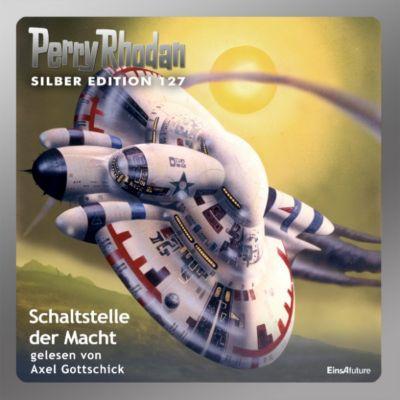 Perry Rhodan Silberedition Band 127: Schaltstelle der Macht, K.H. Scheer, Kurt Mahr, Horst Hoffmann, Ernst Vlcek, Peter Griese, H.G. Ewers