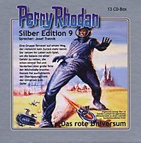 Perry Rhodan Silberedition Band 9: Das rote Universum (13 Audio-CDs) - Produktdetailbild 1