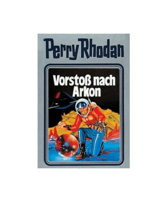 Perry Rhodan - Vorstoß nach Arkon - AUTOR |