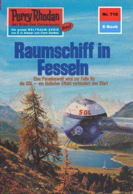 Perry Rhodan-Zyklus Aphilie Band 710: Raumschiff in Fesseln (Heftroman), Hans Kneifel