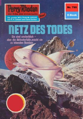 Perry Rhodan-Zyklus Aphilie Band 795: Netz des Todes (Heftroman), Marianne Sydow