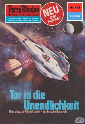 Perry Rhodan-Zyklus Bardioc Band 842: Tor in die Unendlichkeit (Heftroman), H.g. Francis