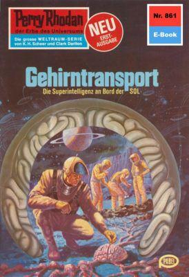 Perry Rhodan-Zyklus Bardioc Band 861: Gehirntransport (Heftroman), William Voltz