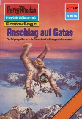 Perry Rhodan-Zyklus Chronofossilien - Vironauten Band 1232: Anschlag auf Gatas (Heftroman), Kurt Mahr