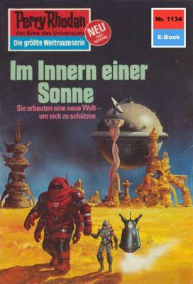 Perry Rhodan-Zyklus Die endlose Armada Band 1134: Im Innern einer Sonne (Heftroman), Detlev G. Winter