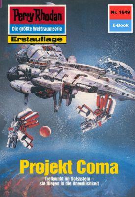 Perry Rhodan-Zyklus Die Ennox Band 1649: Projekt Coma (Heftroman), Robert Feldhoff