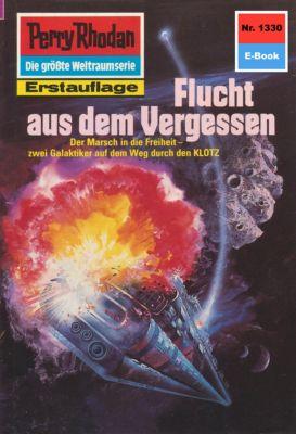 Perry Rhodan-Zyklus Die Gänger des Netzes Band 1330: Flucht aus dem Vergessen (Heftroman), K.H. Scheer