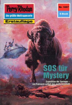 Perry Rhodan-Zyklus Die Grosse Leere Band 1657: SOS für Mystery (Heftroman), Horst Hoffmann