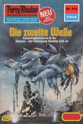 Perry Rhodan-Zyklus Die kosmischen Burgen Band 975: Die zweite Welle (Heftroman), Marianne Sydow
