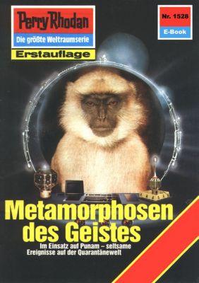 Perry Rhodan-Zyklus Die Linguiden Band 1528: Metamorphosen des Geistes (Heftroman), Marianne Sydow